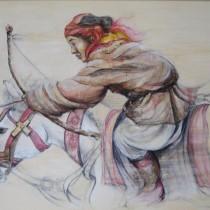 Fête au Tibet